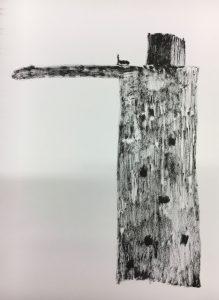 serie Gevaarlijk wonen Ink on paper