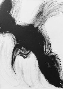 'Blackbird 9'  76 x 56